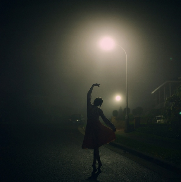 streetlight dancer