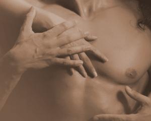 hand chest