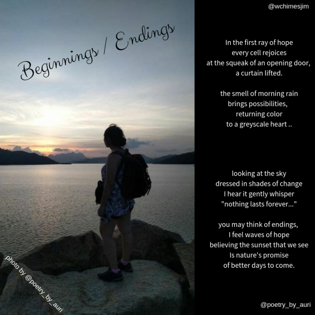 beginnings endings